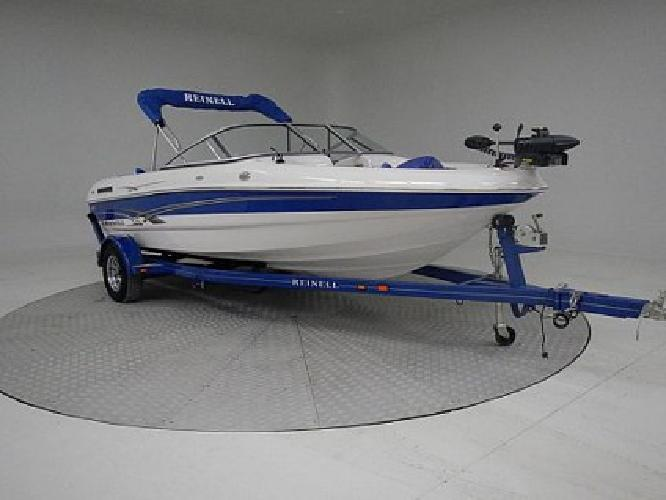 2012 Reinell 186 FNS