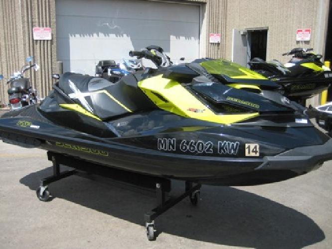 2012 Sea-Doo RXP-X 260 PWC RXP X
