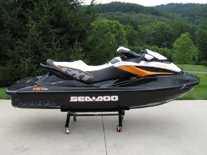 2012 SeaDoo RXT 260***#BGSFS909SHHS