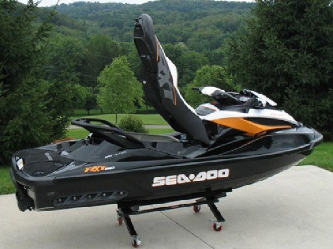 2012 SeaDoo RXT 260***#GF0JDK98LMB
