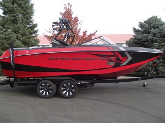 2014 - Nautique Boats - Super Air Nautique G23 with 550