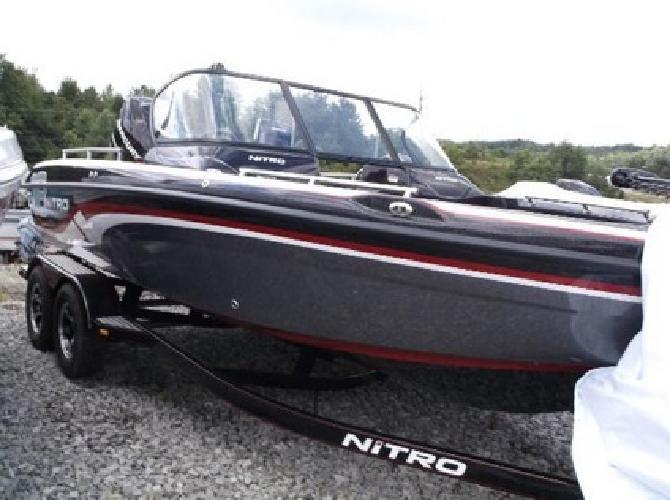 2015 Nitro ZV 18 fantastic boat