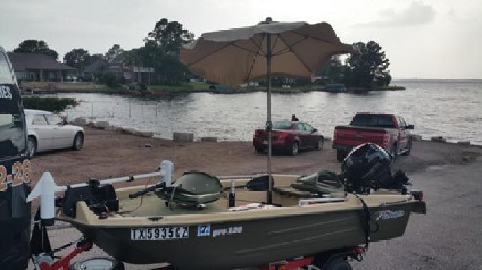 2015 Sun Dolphin Pro 120 for sale in Houston, Texas - Boats and stuff