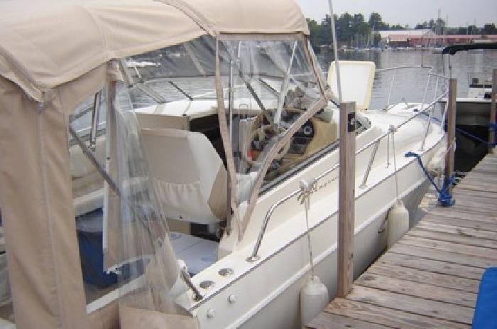 $21,000 boat