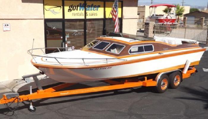 $21,500 1974 Campbell Cuddy Cabin 24'