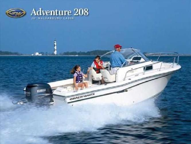 $21,500 2006 Grady-White 208 ADVENTURE