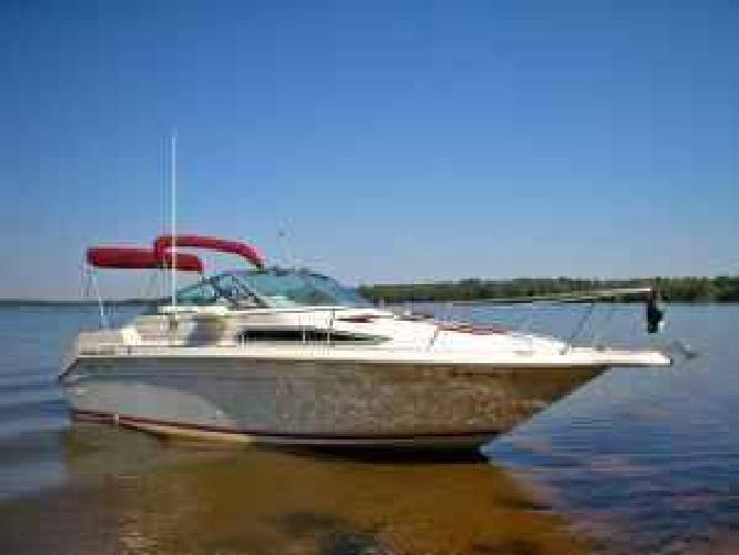 $21,995 1990 Sea Ray Sun Dancer