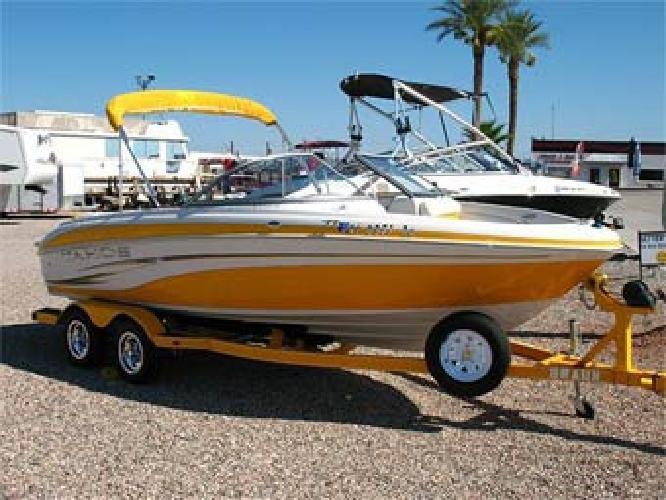 $21,999 2008 20' Tahoe Open Bow
