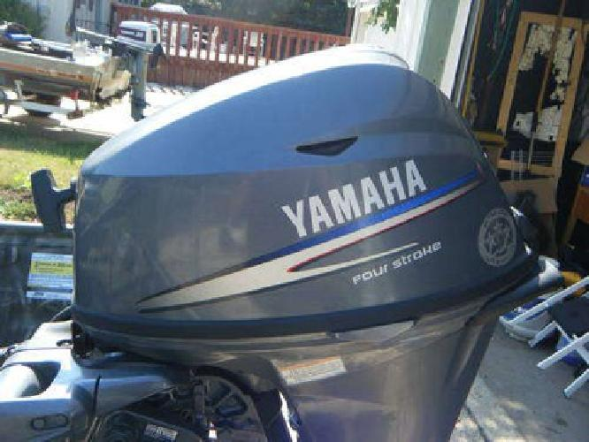$2,300 2011 Yamaha 15HP 4-stroke outboard