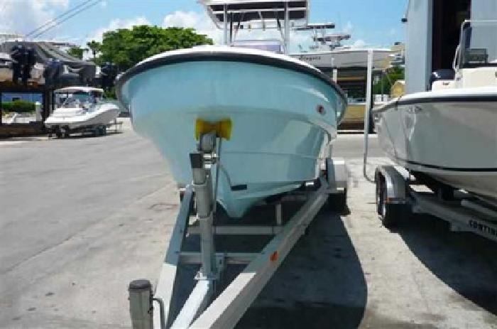 $23,995 2007 Panga Boats 22 LX