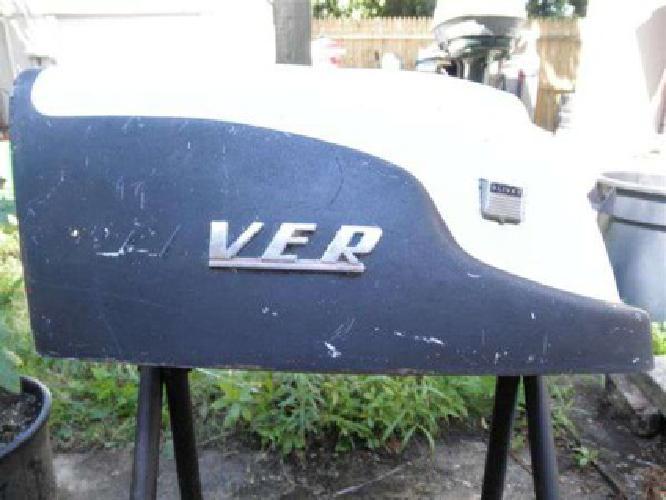 $25 Oliver Outboard Motor Cover (Salem NH)