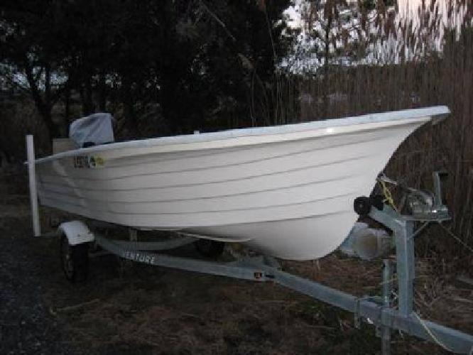 $2,500 2009 Steury Skiff 1500
