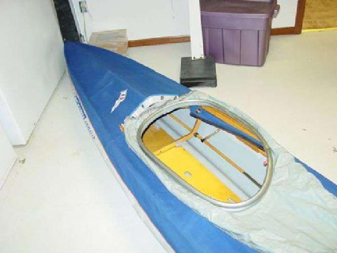 $2,500 Klepper kayak (Eagle River)