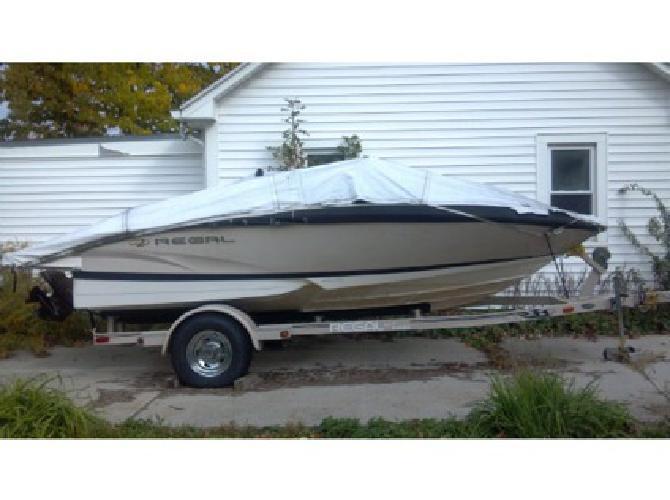 $25,000 2007 Regal 1900 Bowrider