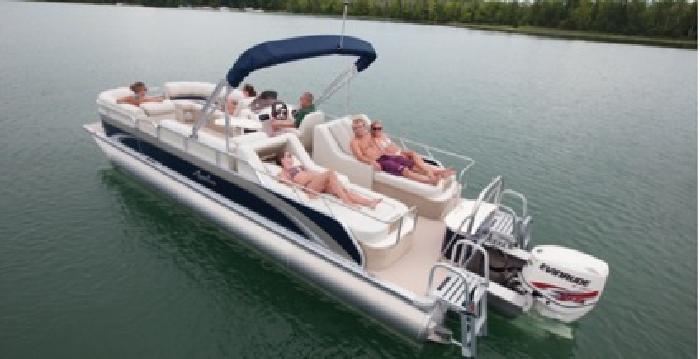 $25,300 2012 Avalon Windjammer RL 24'