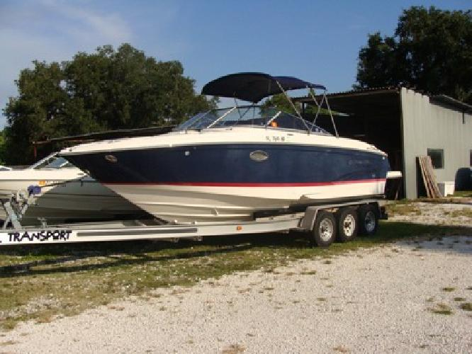 27' Regal 2700 Bowrider 2007
