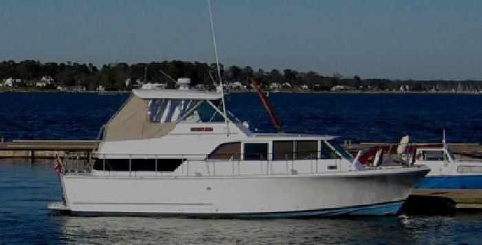 $28,500 38' Bertram Aft Cabin MV - $28,500 (Hampton, VA)