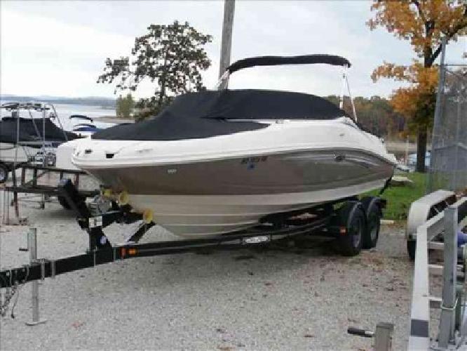 $28,900 2007 Sea Ray 210 SELECT