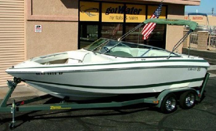 $29,900 2002 Cobalt 206 Open Bow 21'