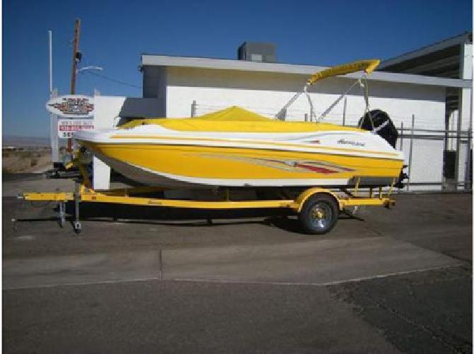 $29,900 2012 Hurricane SS 188 OB