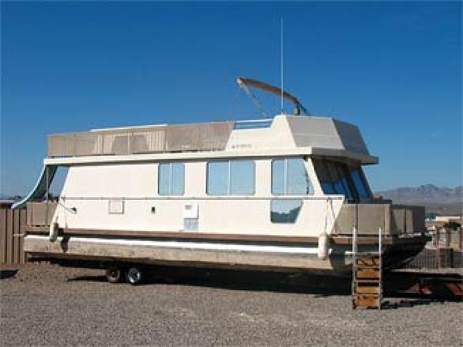 $29,995 1985 42' 3 Buoys House Boat