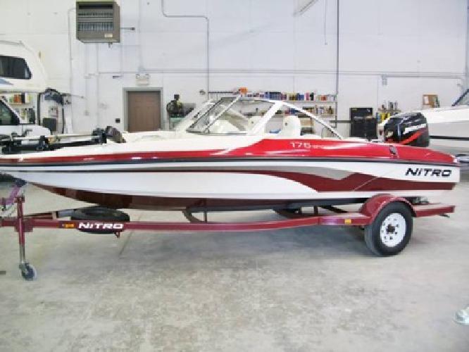 $3,000 1999 TRACKER 482 Fish and Ski Nitro