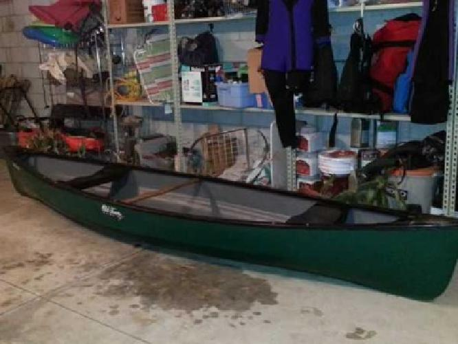 $350 Canoe Old Town Guide 147 (Mukwonago)