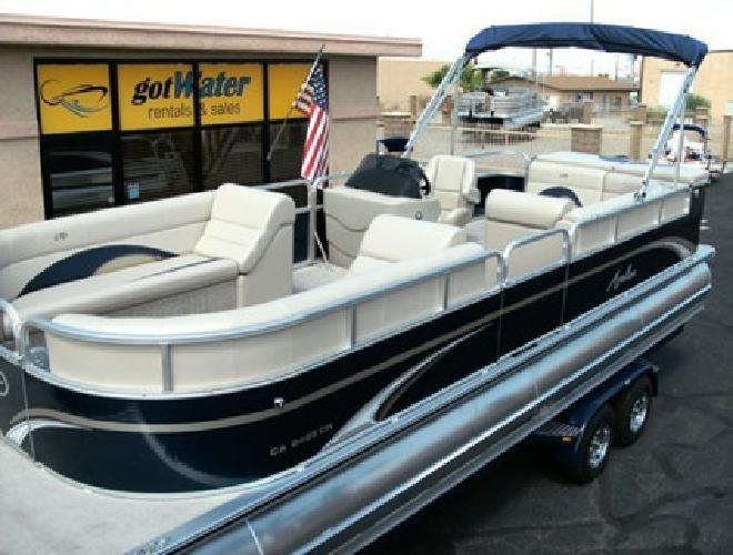 $36,000 2012 Avalon Catalina Cruise - 24'