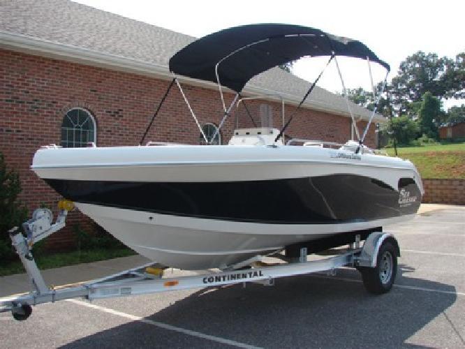 $3,675 2008 Carolina Sea Chaser Fishing Boat