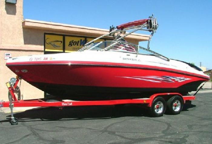 $36,900 2007 Rinker Captiva Bowrider