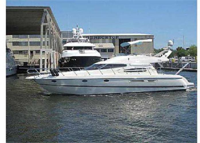 $379,000 2003 48 (ft.) CRANCHI Atlantique 48