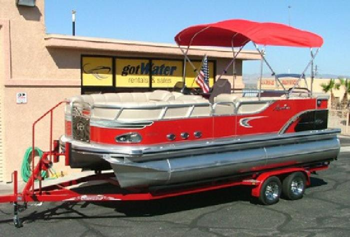 $38,250 2012 Avalon Paradise Elite Pontoon 21'