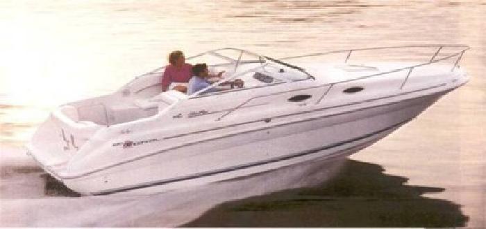 $38,465 Sea Ray 240 Weekender