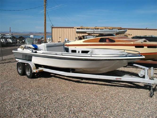 $3,995 1987 21' Eliminator Whaler (el0121c)