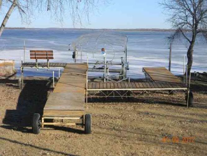 $4,000 Hewitt Roll-a-Dock (Dead Lake)