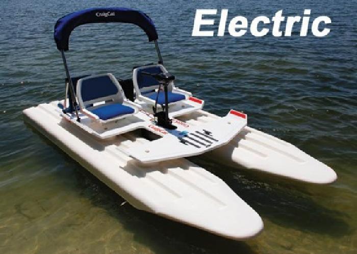 $4,200 2012 CraigCat Electric