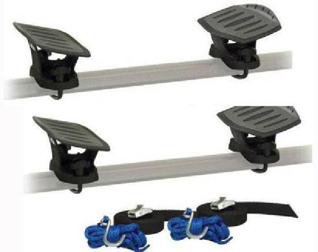 $45 SportRack ABR512 kayak saddle Carrier Set (Brookfield)