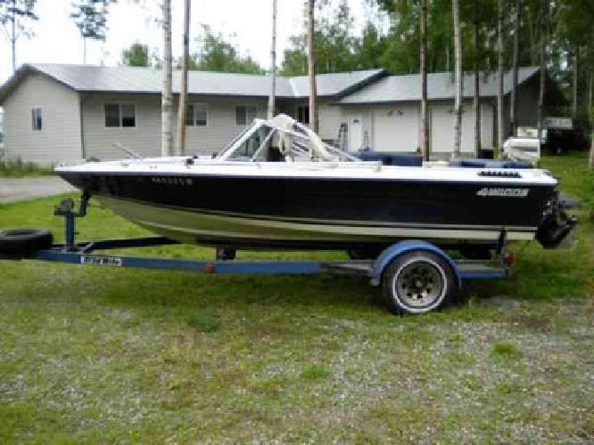 $4,500 16ft Fourwinds boat