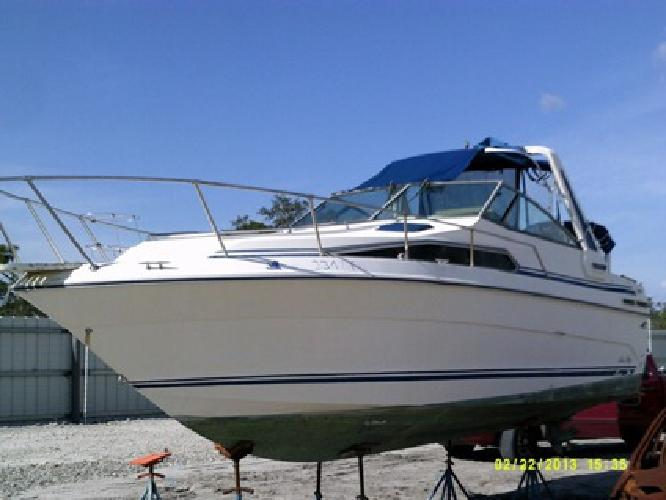 $4,500 OBO AUCTION 1987 Sea Ray 27 ft. 454 engine