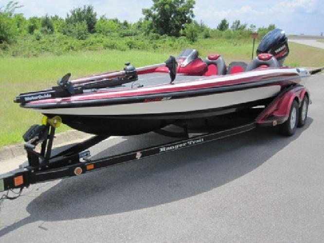 $4,600 OBO 2006 Ranger Z21 21' Bass Yamaha Vmax 250