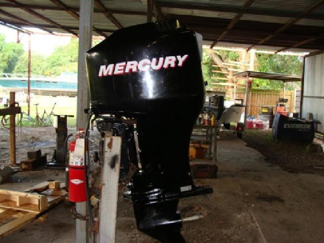 $4,750 90HP Mercury 4-stroke 2006 Outboard