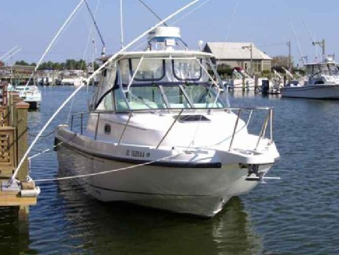 $49,500 2002 Boston Whaler (Excellent Condition!)