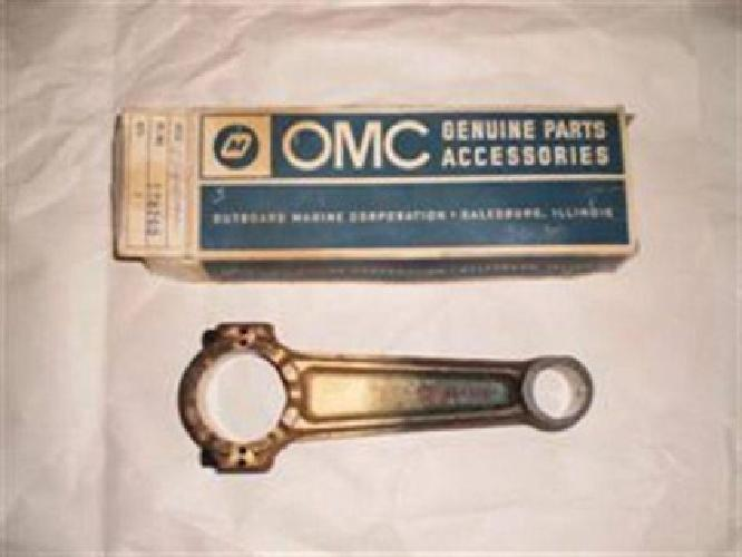 $50 NOS 1970's OMC Connecting Rods (Salem NH)