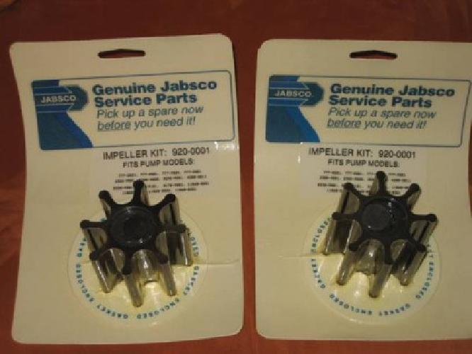$50 Two New In Box Jabsco Impellers For Chysler Crowns