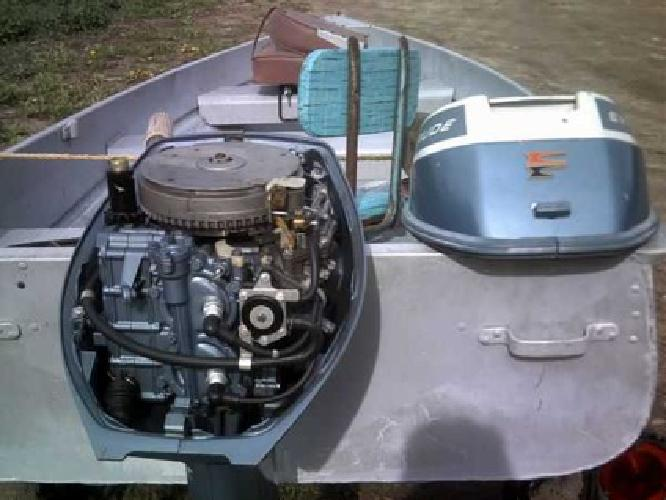 $500 9.5 hp evinrude