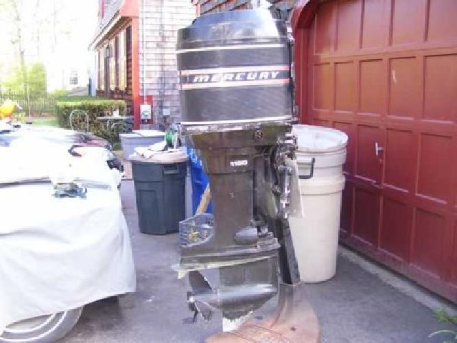 $500 Glastron Cv16 1978 Project with 78 Mercury 115hp (Hingham,MA [phone removed])