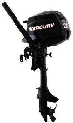 $500 Like New 2.5hp Mercury Outboard (Brockton)