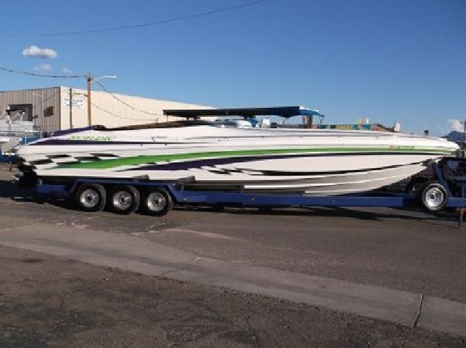 $52,900 2000 Nordic 35 Flame