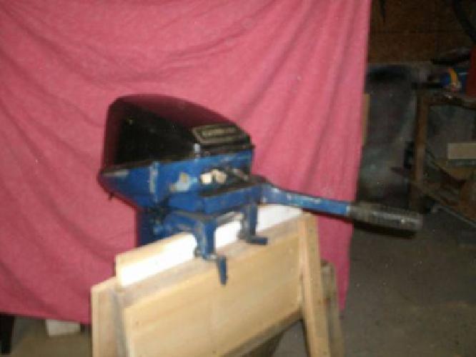 $550 evinrude 9.9 hp motor (bridgewater ma)