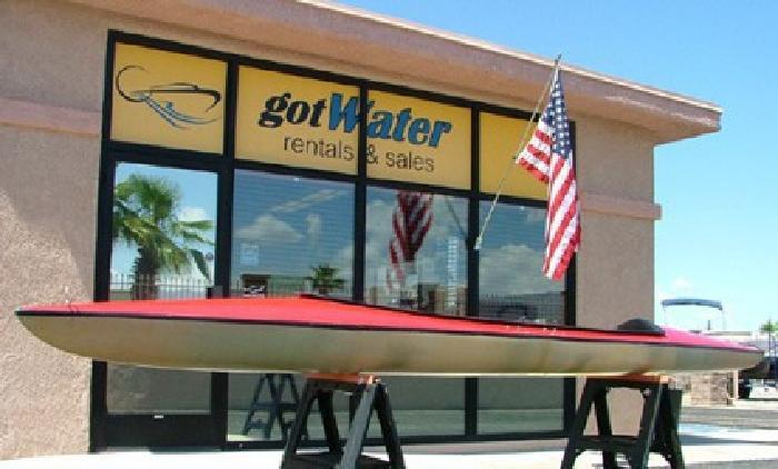 $550 Poke Vagabond Kayak
